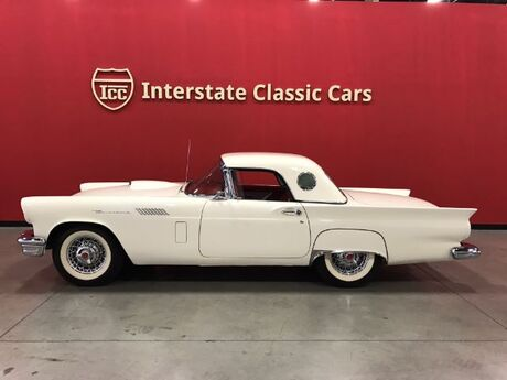 1957 Ford Thunderbird convertible Rockwall TX