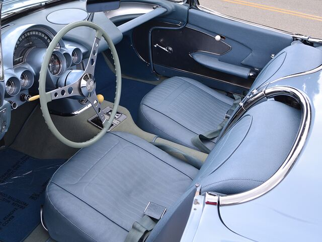 1958 Chevrolet Corvette  Charleston SC