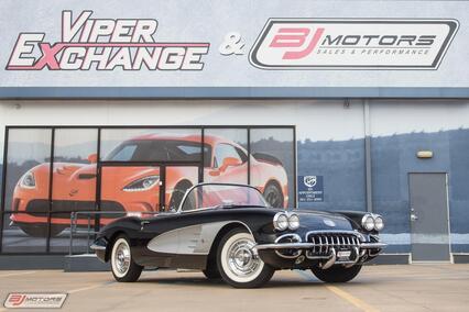 1958 Chevrolet Corvette  Tomball TX