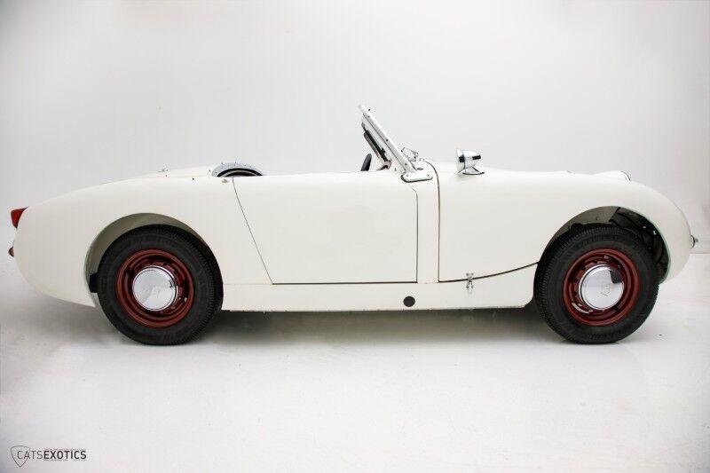 1959 Austin Healey Sprite Bugeye Roadster  Seattle WA