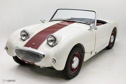 Austin Healey Sprite Bugeye Roadster  1959