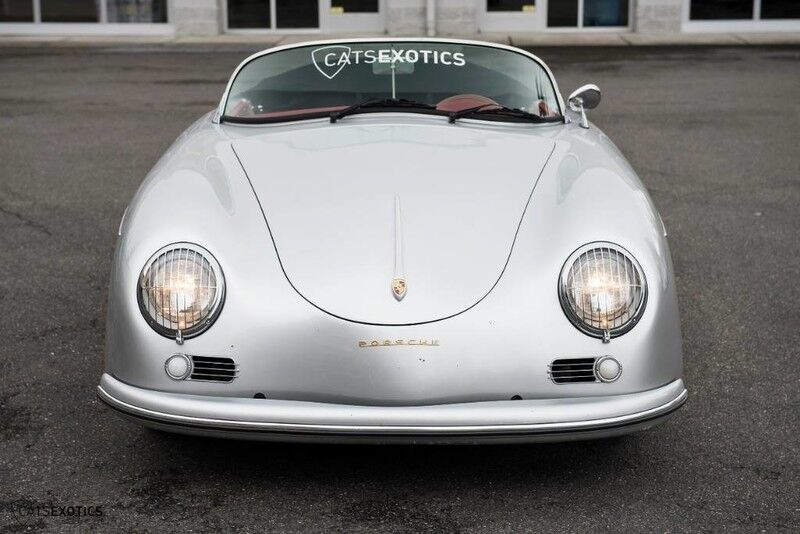 1959 Porsche Carrera Speedster Replica Seattle WA