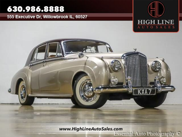 1960 Bentley S2  Willowbrook IL