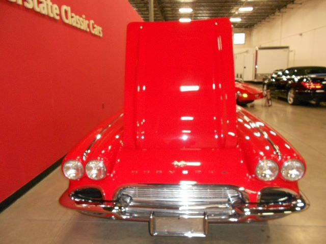 1961 Chevrolet Corvette Fuel-Injected convertible Rockwall TX