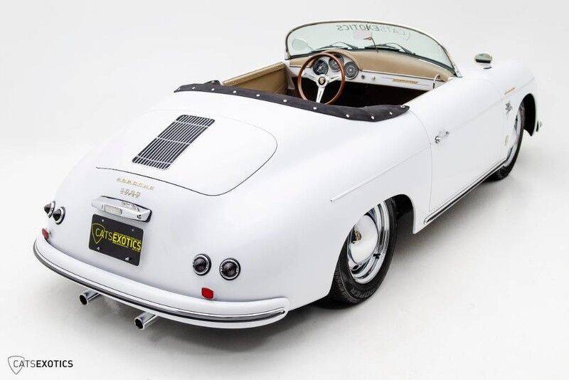 1961 Porsche Speedster 1600 Super Replica Seattle WA