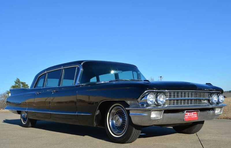 1962 Cadillac Fleetwood 75 Limousine Fort Worth TX