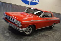 Chevrolet Impala SS 409 MOTOR- OVER $90,000 INVESTED. WONT FIND ONE NICER! 1962