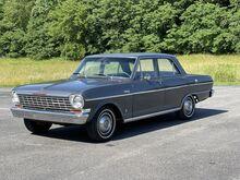 1964_Chevrolet_Nova 4 Door__ Crozier VA