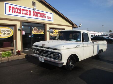 1964 Ford F100 truck Middletown OH