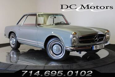 1964 Mercedes-Benz No Model  Anaheim Hills  CA