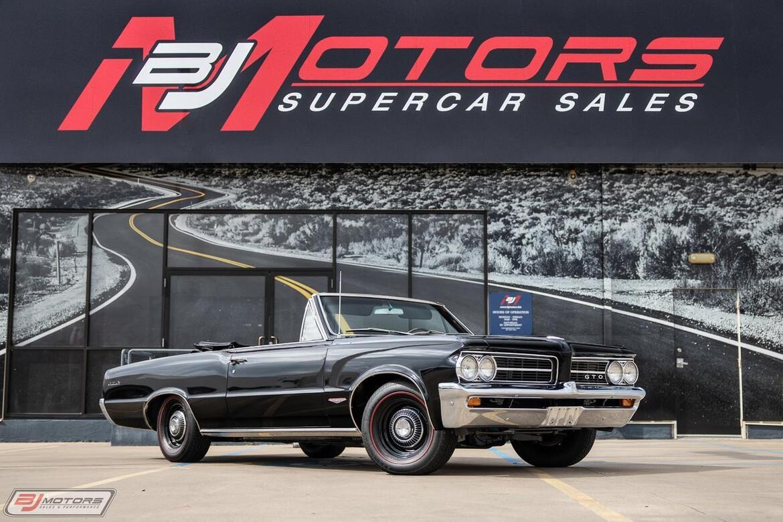 1964 Pontiac GTO  Tomball TX
