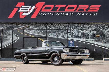 1964 Pontiac LeMans GTO Tomball TX