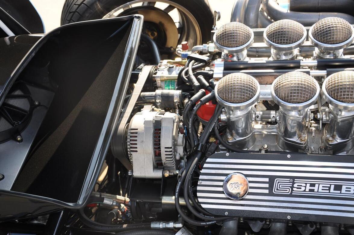 1964 Shelby Daytona  Tomball TX