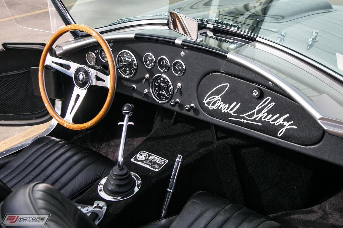 1965 A/C Shelby Cobra CSX4000 Tomball TX