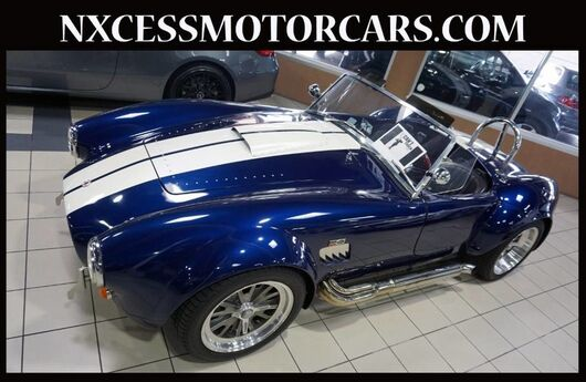 1965 Ford COBRA SHELBY BACK DRAFT COLLECTIBLE ITEM. Houston TX