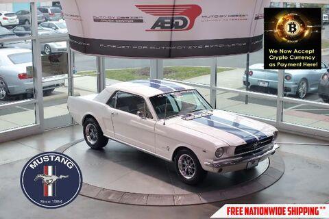 1965_Ford_Mustang V8_Coupe_ Chantilly VA