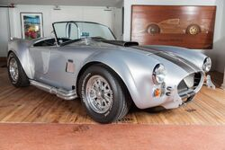 Ford Shelby Cobra Replica by Factory Five 1965