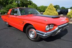 Ford Thunderbird Coupe  1965