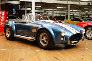 1965_SUPERFORMANCE_SHELBY COBRA_MK III 392ci_ Hickory NC