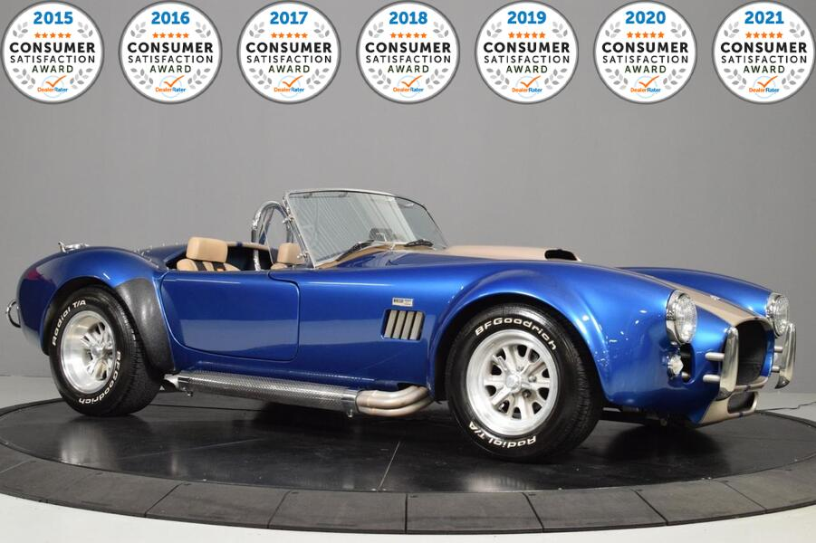 1965_Shelby_Cobra__ Glendale Heights IL