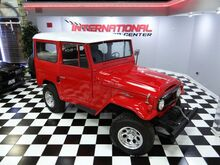 1965_Toyota_FJ40 Land Cruiser_Black Leather_ Lombard IL