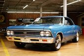 1966 CHEVROLET SS COUPE 138 Super Sport