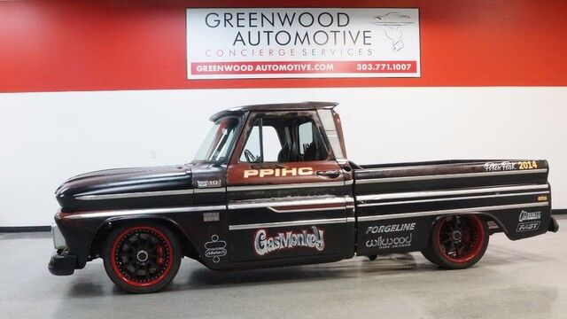 1966 Chevrolet C10 GAS MONKEY EDITION Greenwood Village CO ...