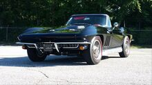 1966_Chevrolet_Convertible_427 Corvette Stingray Convertible_ Hickory NC