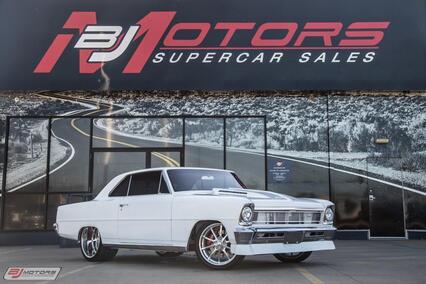 1966 Chevrolet Nova Resto Mod Tomball TX