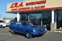 Ford MUSTANG CPE 1966
