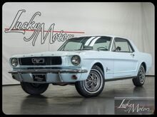 1966_Ford_Mustang Coupe_Limited Edition Sprint 200 B Package_ Villa Park IL