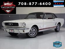 Ford Mustang Hardtop Coupe Auto 100% Unmolested 1966
