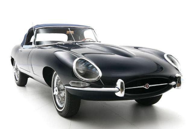 1966 Jaguar E-Type CONVERTIBLE Rockwall TX