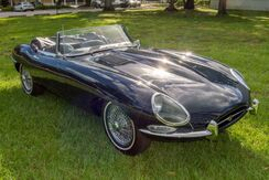 1966_Jaguar_E-Type_CONVERTIBLE_ Rockwall TX