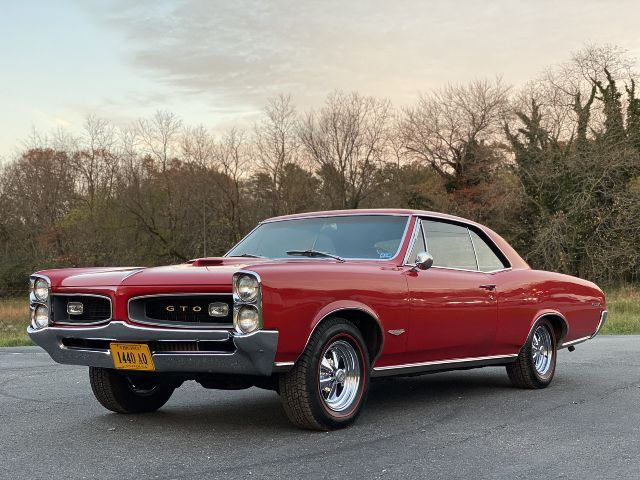 1966 Pontiac GTO Tri`Power 4 Speed Crozier VA