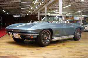 1967_CHEVROLET_CORVETTE_L71 Roadster_ Hickory NC