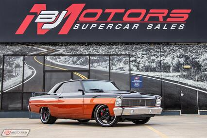 1967 Cheverolet Chevy II LS9 Supercharged ZR1 Tomball TX