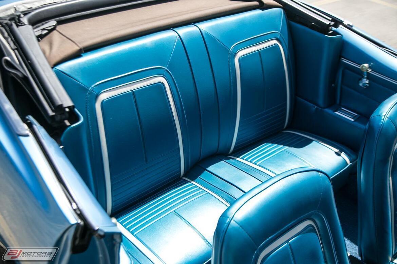 1967 Chevrolet Camaro Convertible Tomball TX