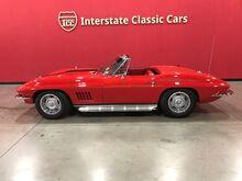 1967_Chevrolet_Corvette L36 427/390hp_convertible_ Dallas TX