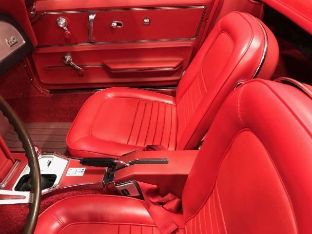 1967 Chevrolet Corvette L36 427/390hp convertible Dallas TX
