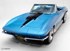 Chevrolet Corvette Stingray Convertible 1967
