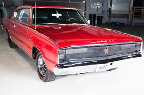 1967_Dodge_Charger_383_ Pittsburgh PA