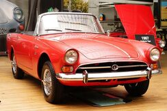 1967_FORD_SUNBEAM_Alpine_ Hickory NC