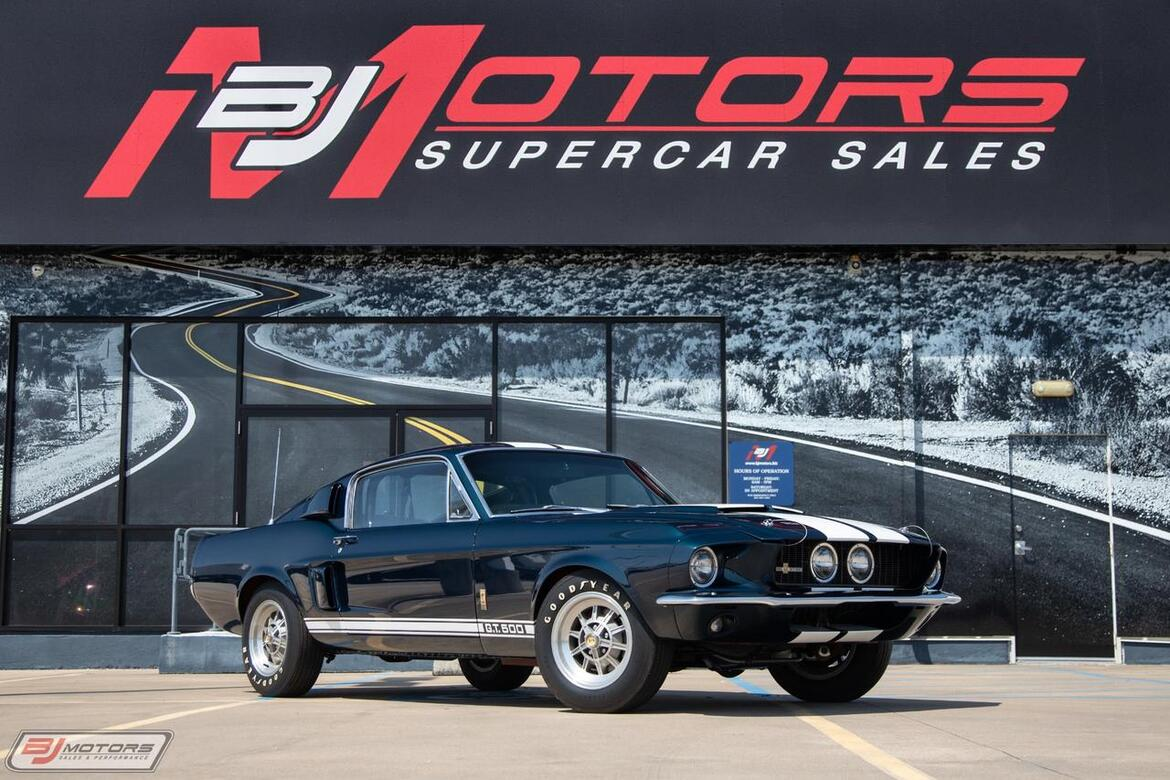 1967 Ford Shelby GT500 Tomball TX