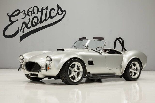 1967_No Make_COBRA_ROADSTER_ Austin TX