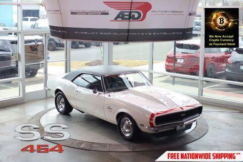 1968_Chevrolet_Camaro_SS 454_ Chantilly VA