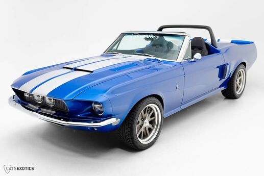 1968 Ford Mustang Roadster Resto-Mod Seattle WA