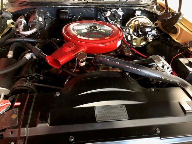 1968 Oldsmobile 442 convertible Dallas TX