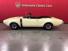 Oldsmobile 442 convertible 1968