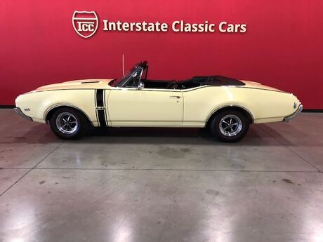 1968 Oldsmobile 442 convertible Rockwall TX